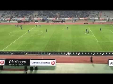 O Kız Seni Sevmesede Farketmez - Atatürk Olimpiyat - Beşiktaş - Partizan