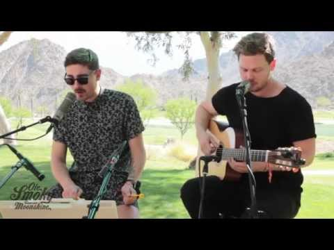 """Alt J """"Every Other Freckle"""" Acoustic at Coachella"""
