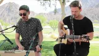 "Alt J ""Every Other Freckle"" Acoustic at Coachella"