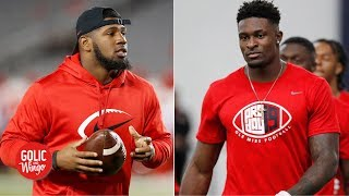 2019 NFL Draft: Why DK Metcalf and Ed Oliver are 'boom or bust' players | Golic and Wingo