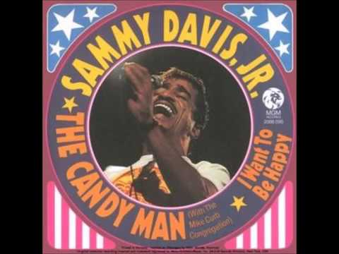 """Sammy Davis, Jr. with The Mike Curb Congregation - """"The Candy Man"""" (1972)"""