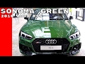 Sonoma Green 2018 Audi RS5 Coupe