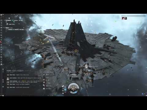 Eve Online – Citadel Attack in High Sec