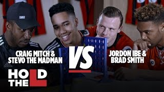Jordon Ibe and Brad Smith Vs Stevo The Madman and Craig Mitch - Hold The L