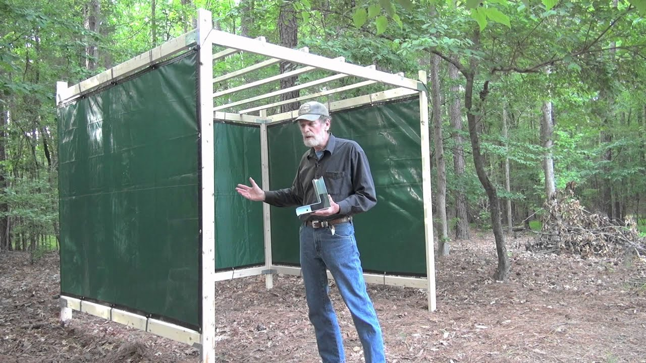 How To Build Your Own DIY Sukkah