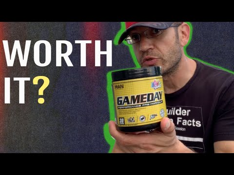 Better than Total War? | MAN Sports GAME DAY Review (Pre Workout)