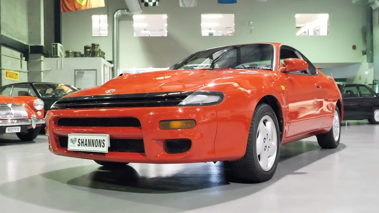 1991 Toyota Celica GT4 Group A Rallye Coupe - 2020 Shannons Winter Timed Online Auction