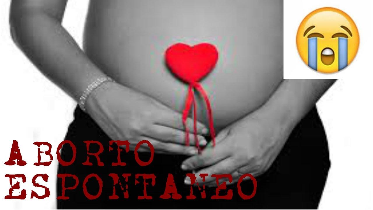 sintomas de aborto espontaneo em portugues