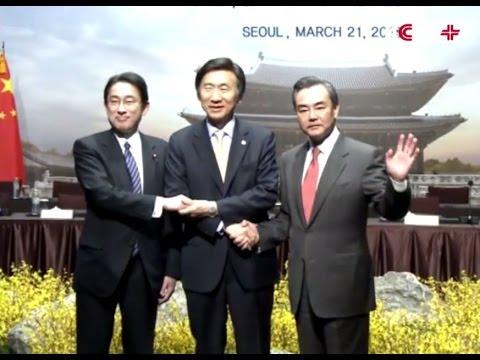 China, South Korea, Japan Resume Trilateral Meetings in Seoul