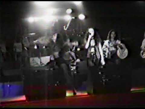 """Banda Fazendo Arte - 2 - casa de shows """"Kalamazoo"""", Belém-Pará, 1995."""