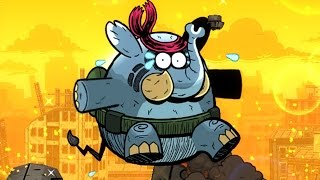 Tembo the Badass Elephant Review Commentary