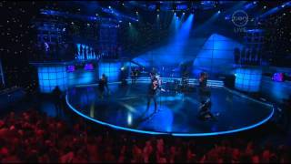 Adam Lambert  - Whataya Want From Me (Live So You Think You Can Dance - Australia)