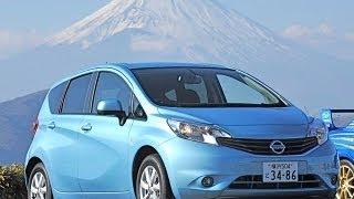 日産新型「ノート」試乗=2013年次RJCカーオブザイヤー受賞