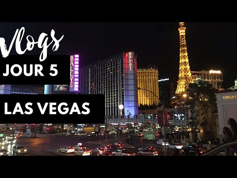 [5] LAS VEGAS | On a gagné le jackpot ?! • Chasing the place