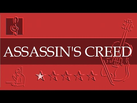 Violin Notes Tutorial - Assassin's Creed IV Black Flag - The Parting Glass (Sheet Music)