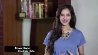 Yoga endorsment by celebrity-Koyal Rana English