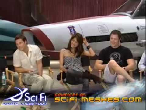 Battlestar Galactica Cast   Part 1