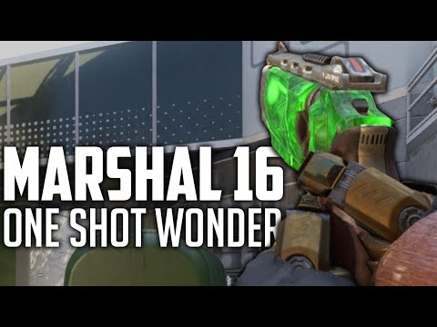 DE MARSHAL 16 IN ACTIE! (COD: Black Ops 3)