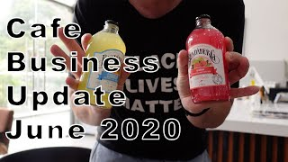 Chinese Cafe Business Update May 2020 - Revenue, Problems, Solutions and Next Month Goal
