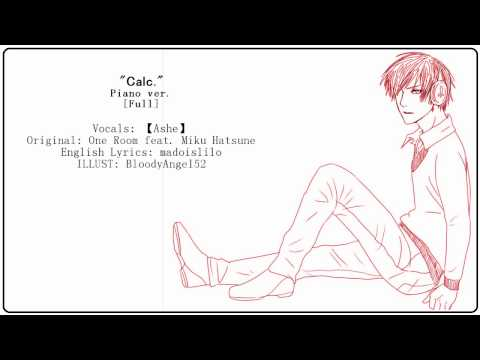 [FULL] 『Calc. piano』 【Ashe】 - English