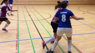 Futsal Social Club Luxembourg 29/05/2018 - W-Leagues Final - EIB-W VS BIL-W