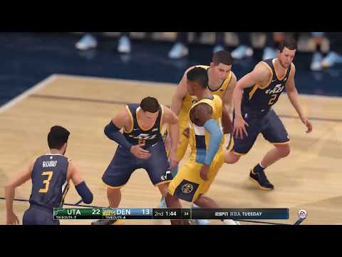 Utah Jazz vs Denver Nuggets | NBA Today Dec 26th | Full NBA Game LIVE Jazz vs Nuggets (NBA Live 18)