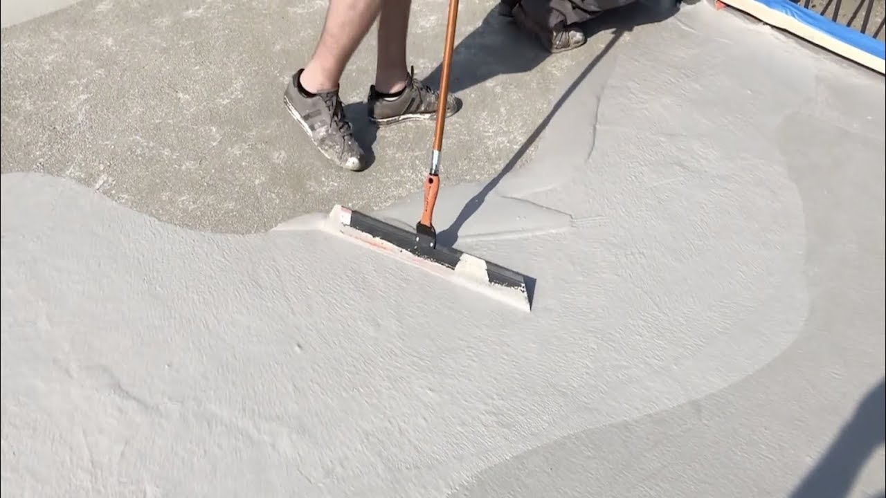 How To Pool Deck Complete Remodel Concrete Overlays Coming 2019 Youtube