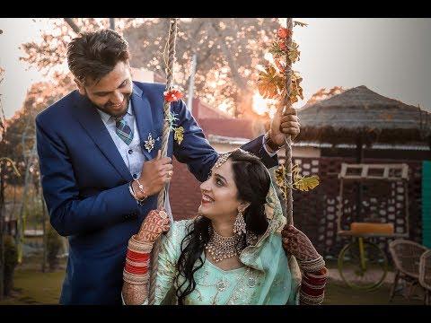 Manjeet ❤ Amandeep / Wedding Highlight / Sweet Memories