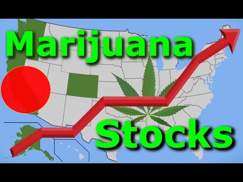6 Marijuana/Cannabis Stocks that Could Soar Upon California's Recreational Legalization 2017 & 2018