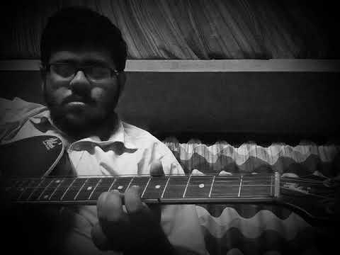 Mera naam joker - Jeena yahan Marna yahan ( mukesh) on acoustic guitar