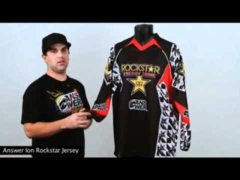 Answer Ion Rockstar Jersey