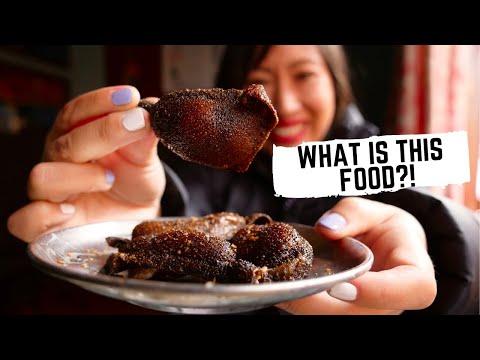 NEPALI FOOD You've Never Seen Before! | Traditional Newari Food KATHMANDU, Nepal | Nepal Food Tour