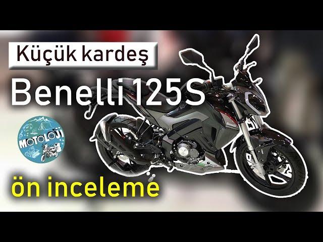 Benelli 125S ön inceleme | 2019 Motosiklet Fuarı