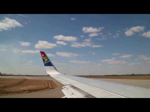Harare International Airport: Flight Takeoff 1