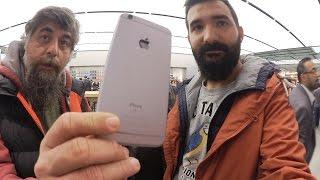(14.4 MB) iPhone 6S'in Satışa Çıktığı İlk Gün! (Zorlu Apple Store) Mp3