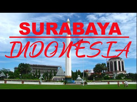 SURABAYA   Quarters' Indonesia Trip   Taken With DJI Osmo Pocket