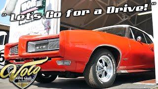 Let's Go For A Drive - 1968 Pontiac GTO (V18873)