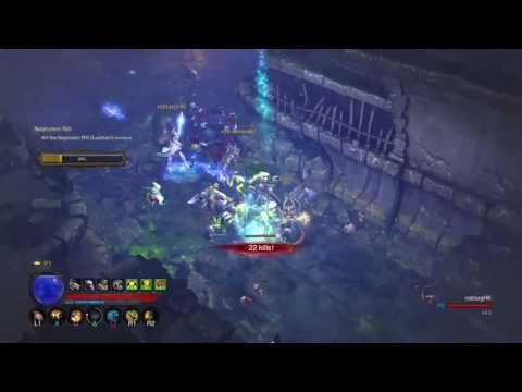 Diablo 3: Hardcore Hack-free PS4