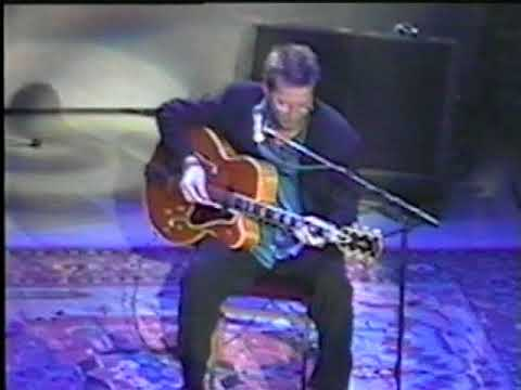Eric Clapton  February 3, 2001- Royal Albert Hall - London, England [Full Concert]