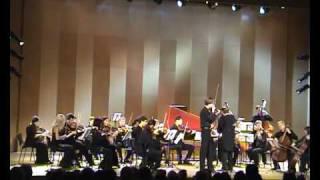 Bach Violin Concerto No.2 in E Major BWV 1042 3rd movement