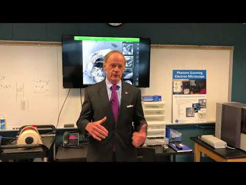 A Message to our Faculty from Senator Thomas Carper