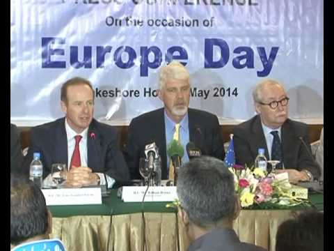 Europe day. Bangladeshi business relation with Europe