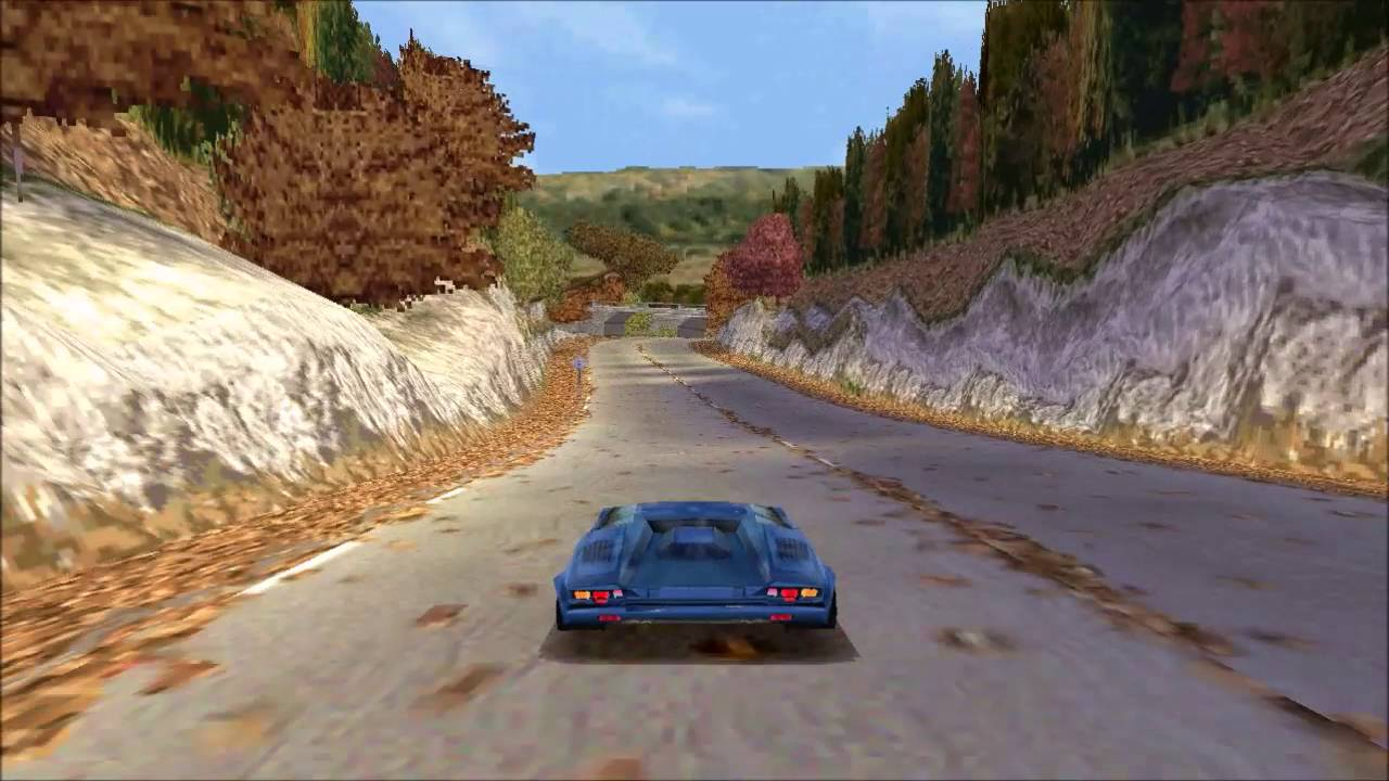 Need For Speed Iii Hot Pursuit Ps1 Gameplay Hd Youtube