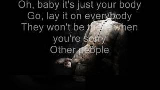 LP Other People Lyrics