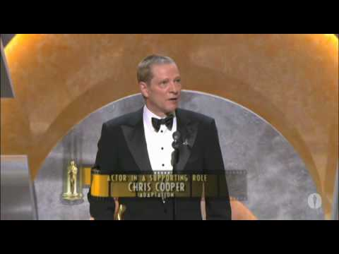 Chris Cooper Wins Supporting Actor: 2003 Oscars