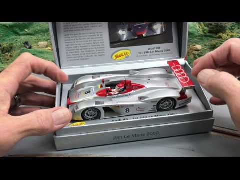 Slot.it Audi R8 - Le Mans Winners Collection
