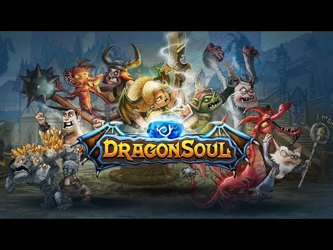 DragonSoul Gameplay IOS / Android