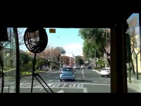 El barrio de Nervión y un paseo en bus
