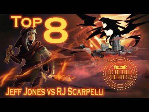 ARG Chicago Top 8 - Jeff Jones (Chaos Shaddolls) vs RJ Scarpelli (Burning Abyss)