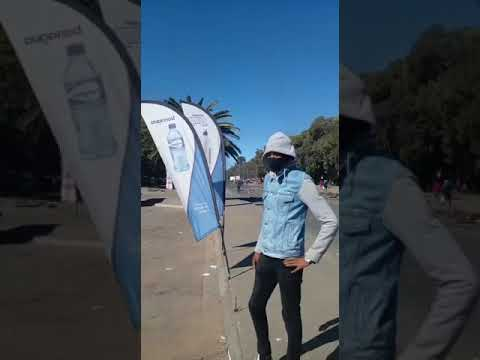 Bloemfontein protests - violence and unrest - 18 May 2021